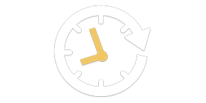 Great customer service is what it is all about. CadmiumCD employees are on call Monday through Friday, 9am-6pm. This image shows an icon with a clock.